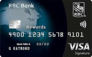 RBC Visa Signature Black U.S. Credit Card review