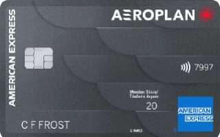 American Express Aeroplan Card Review