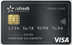 Refresh Financial Secured Card Review
