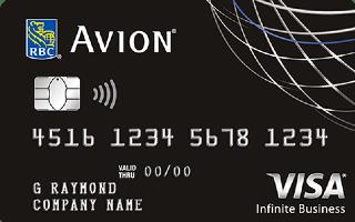 RBC Avion Visa Infinite Business Card review