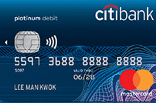 Citibank Debit Mastercard review - Rates, fees Finder Singapore