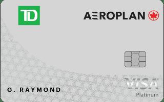 TD Aeroplan Visa Platinum Card Review