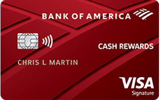 Bank of America® Customized Cash Rewards for Students review