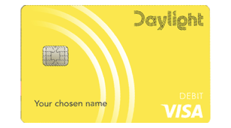 Daylight Visa prepaid card review