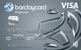 Barclaycard Platinum 15 Month No Fee Balance Transfer Visa review