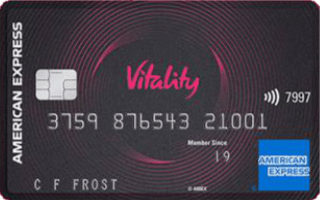 Vitality American Express Credit Card review 2021