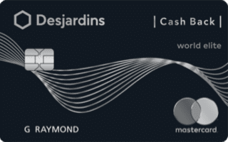 Desjardins Cash Back World Elite Mastercard review
