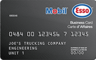 Esso and Mobil Business Credit Card Review