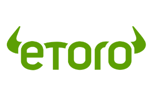 eToro Cryptocurrency Trading logo Image: eToro Cryptocurrency Trading