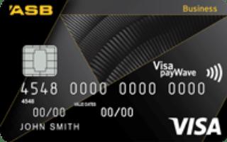ASB Visa Business Credit Card