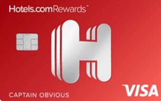 Hotels.com® Rewards Visa® Credit Card Review