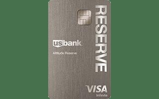 U.S. Bank Altitude® Reserve Visa Infinite® Card review