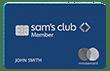Sam's Club® Mastercard® logo