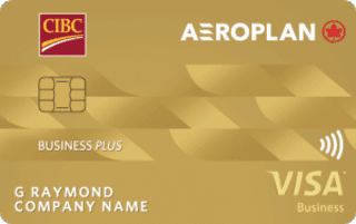 CIBC Aeroplan Visa Business Plus Card review