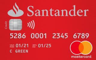 Santander Everyday No Balance Transfer Fee Credit Card review 2021