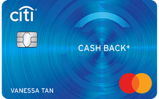 Citi Cash Back+ Credit Card Review