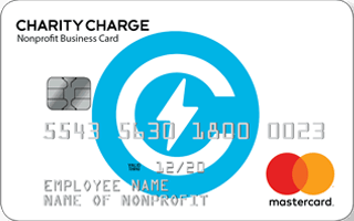 Charity Charge Nonprofit Business Mastercard® review