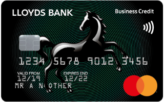 Lloyds Bank Business Credit Card Mastercard