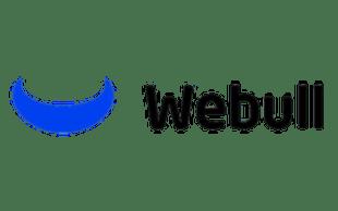 Webull Cryptocurrency Exchange logo Image: Webull Cryptocurrency Exchange