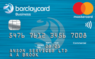 Barclaycard Business Select Cashback Credit Card review 2021