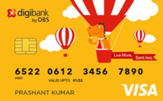 Digibank by DBS review