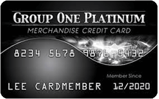 Group One Platinum Credit Card review