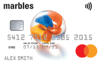 Marbles Classic Credit Card review 2021