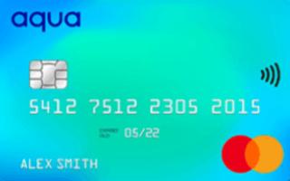 Aqua Advance credit card review 2021