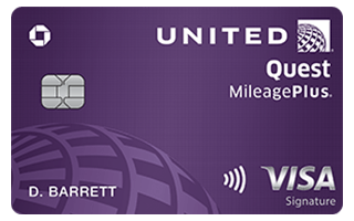 United Quest℠ Card review
