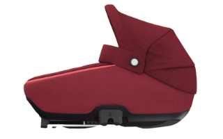 A third view of the Maxi-Cosi Jade i-Size Carrycot Car Seat