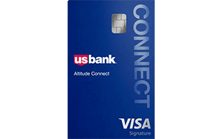 U.S. Bank Altitude® Connect Visa Signature® Card review