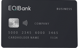EQIBank Global Secured Credit Card review