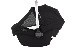 A third view of the Nuna Pipa Next i-Size Car Seat