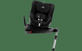 A third view of the Britax Romer DUALFIX 2 R Group 0+/1 Car Seat