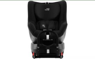 A fourth view of the Britax Romer DUALFIX 2 R Group 0+/1 Car Seat