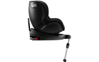 A second view of the Britax Romer DUALFIX 2 R Group 0+/1 Car Seat