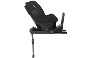A second view of the Nuna Prym i-Size Baby Car Seat
