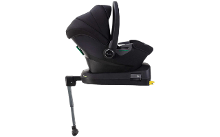 A third view of the Silver Cross Dream i-Size Donnington Newborn Baby Car Seat