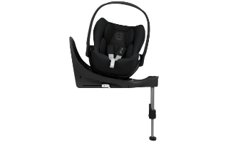 A third view of the Cybex Cloud Z i-Size Car Seat