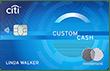 Citi Custom Cash℠ Card logo