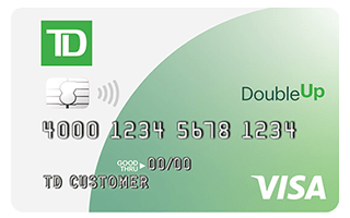 TD Double Up℠ Credit Card review
