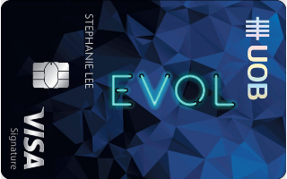 UOB EVOL Card Review