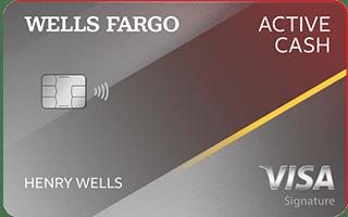 Wells Fargo Active Cash℠ Credit Card review