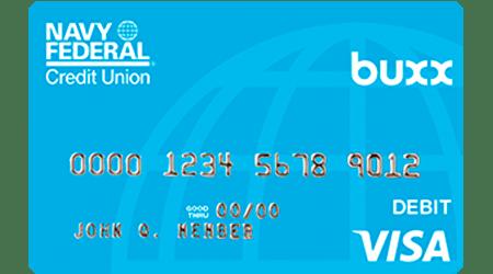 Navy Federal Visa Buxx review