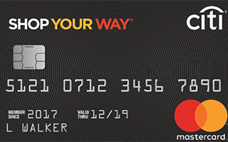 Shop Your Way Mastercard® review