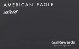 American Eagle Real Rewards credit card review