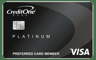 Credit One Bank® Platinum Visa® review