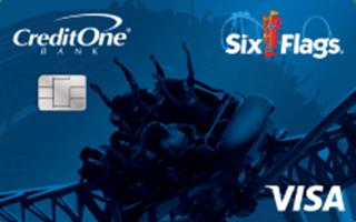 Six Flags Rewards Visa review