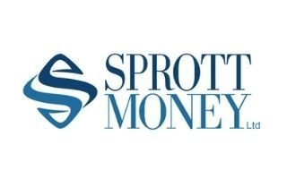 Sprott Money logo