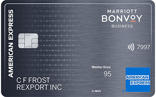 Marriott Bonvoy Business™ American Express®Card review